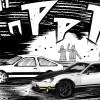 Toyota GT86 Initial D 05