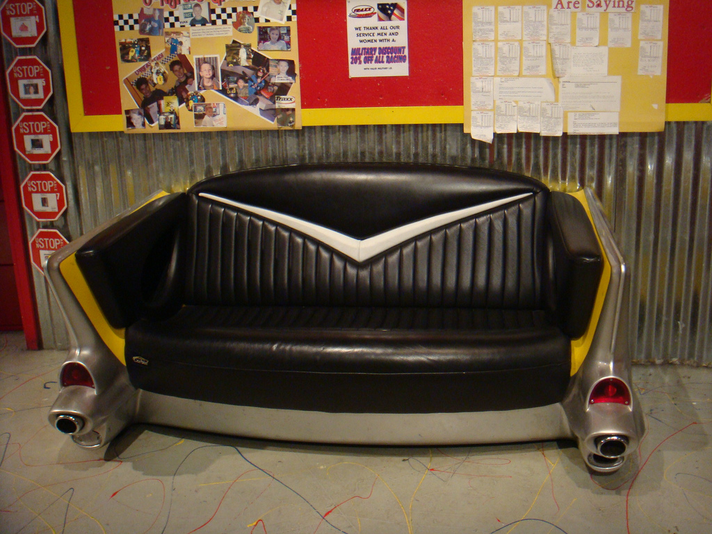 Car Home Decor: Turning Recycled Car Parts Into Home Decor