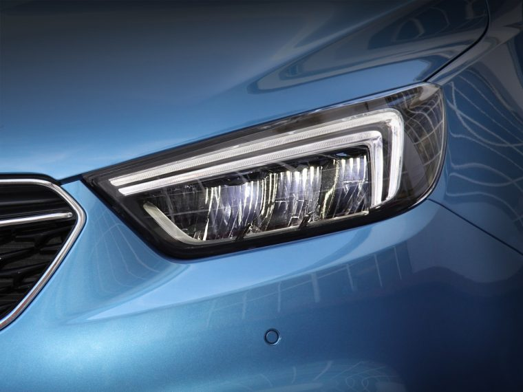Opel Mokka X with AFL LED