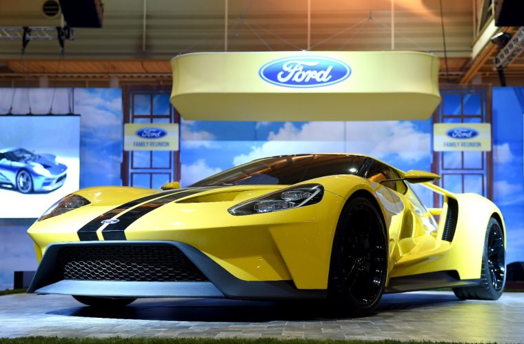 2017 Ford GT Supercar at ESSENCE Fest