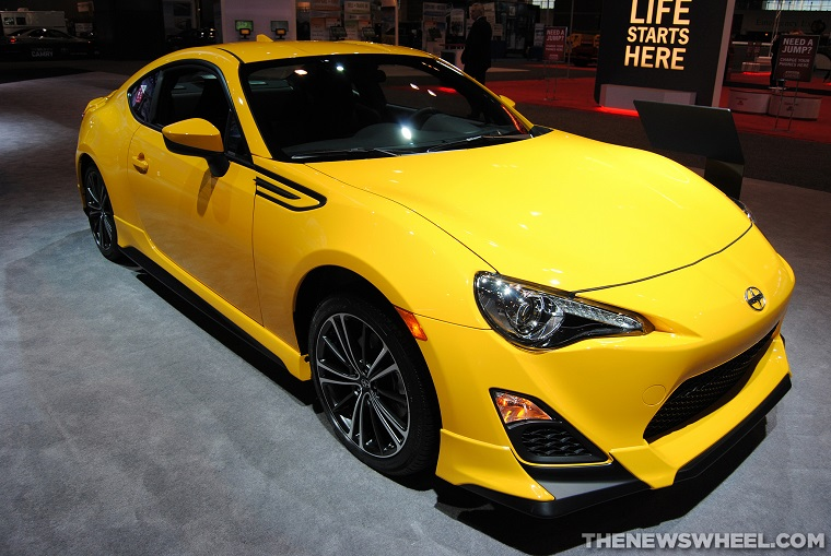 2017 toyota 86 to get stiffer body structure and brembo brakes the news wheel. Black Bedroom Furniture Sets. Home Design Ideas