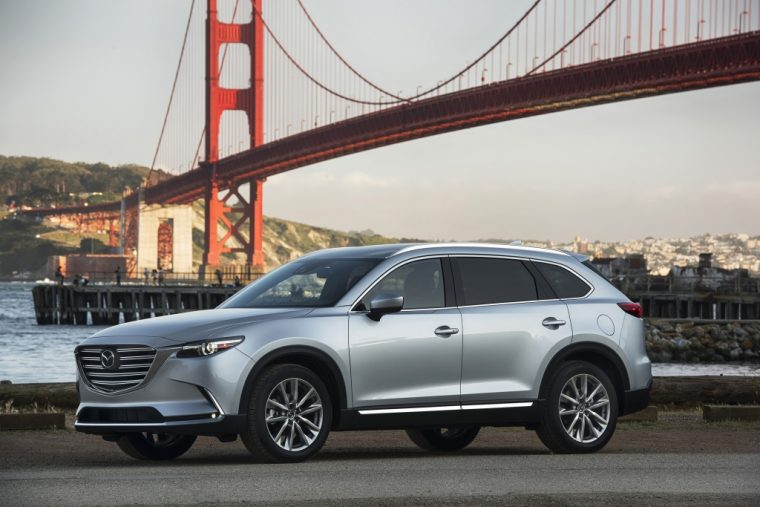 2016 CX-9 Bridge
