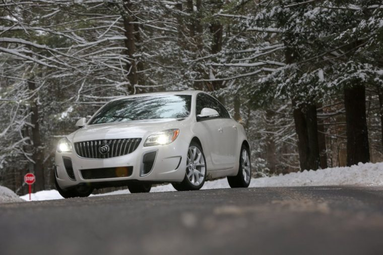 The NHTSA has given the 2017 Buick Regal its 5-star safety rating