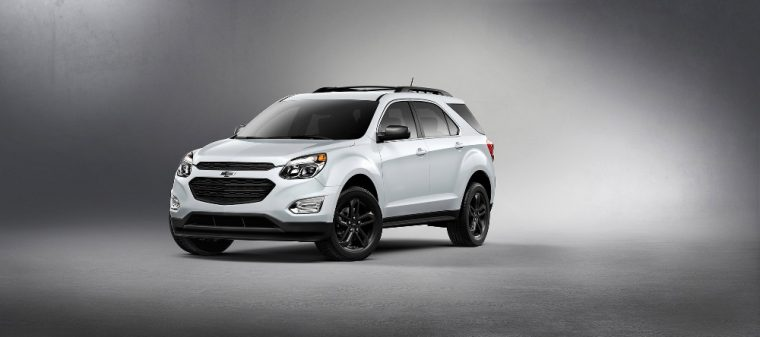 The 2017 Chevrolet Equinox crossover SUV remains mostly unchanged from the previous model