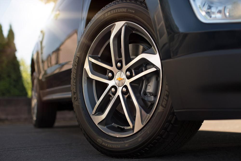 2016 Chevrolet Equinox Ltz >> 2017 Chevrolet Equinox Overview - The News Wheel