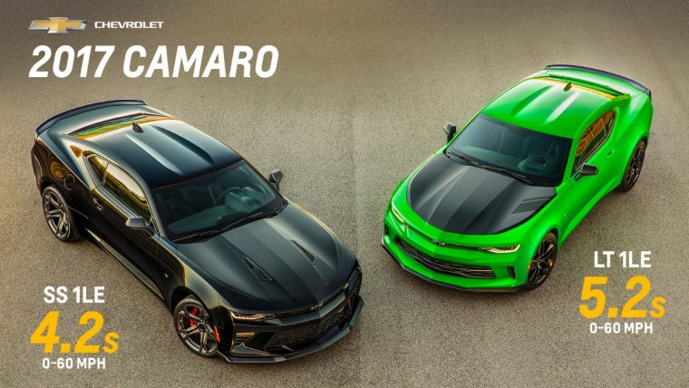 2017 Chevy Camaro 1LE