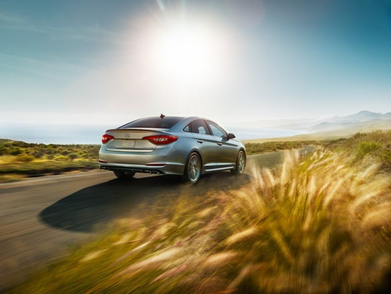 The 2017 Hyundai Sonata is mainly unchanged for the 2017 model year and it carries a starting MSRP of $21,950