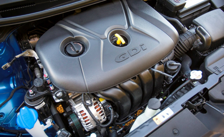 2017 Kia Forte Engine