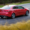 2017 Kia Forte Rear End Driving