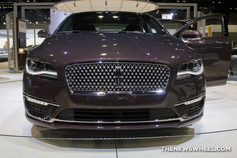 2019 Lincoln Mkz Dropping Black Label Trim The News Wheel