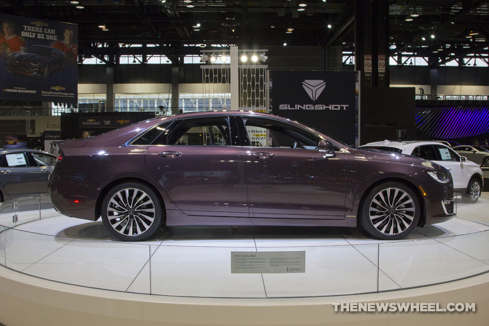 Lincoln Black Label >> Top Safety Pick+ Award Given to 2017 Lincoln MKZ - The News Wheel
