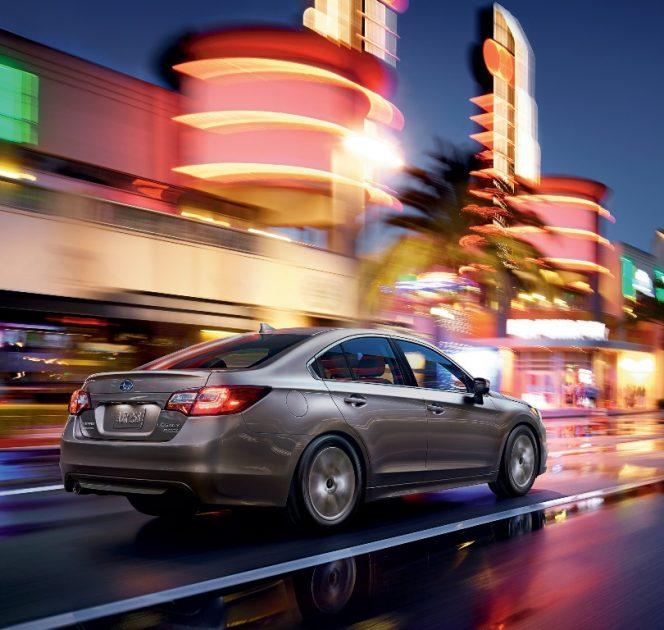 2016 Subaru Legacy Transmission: 2017 Subaru Legacy Overview