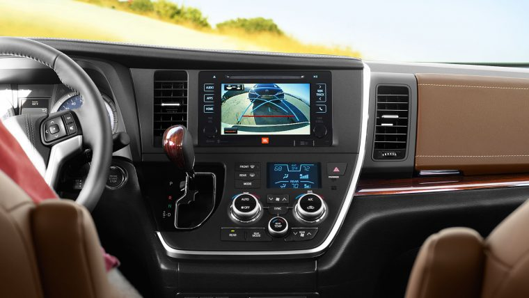 2017 Toyota Sienna Overview The News Wheel