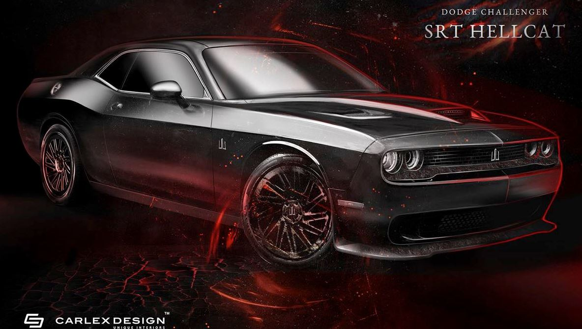 Dodge Challenger Hellcat Wheel Size Autos Post