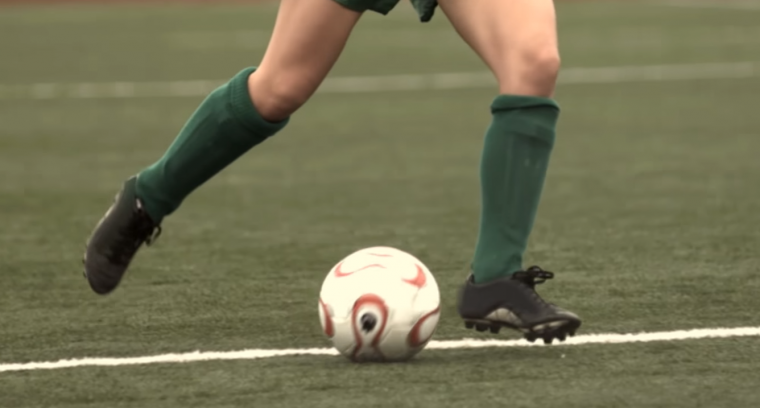 Chevy and USWNT partner for #SheBelieves video