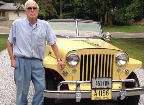 Ed Masuga 1948 Jeepster