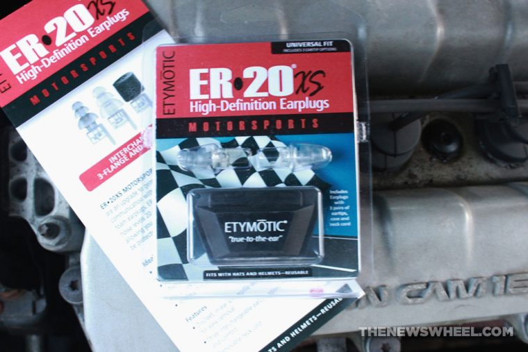 Etymotic ER•20XS Motorsports High-Definition Earplugs Review