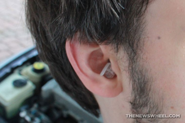 Etymotic ER•20XS Motorsports High-Definition Earplugs Review usage