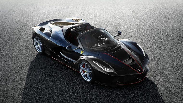 Ferrari LaFerrari Aperta Angle