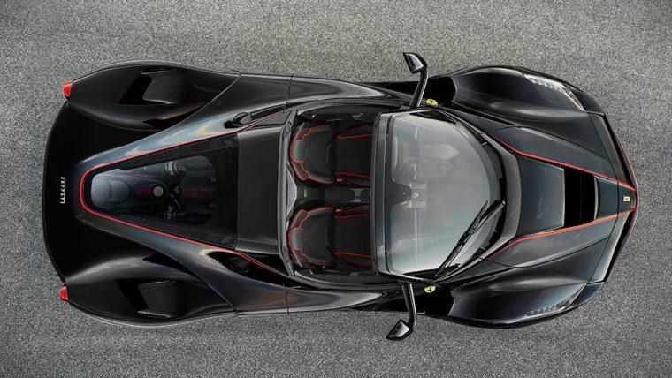 Ferrari LaFerrari Aperta Top