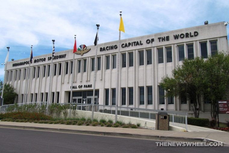 Indianapolis Motor Speedway Hall of Fame Museum building