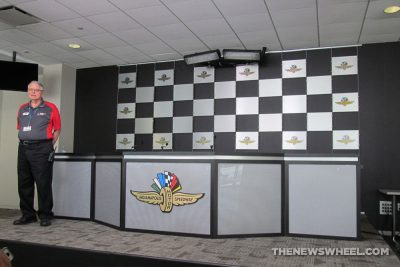 Indianapolis Motor Speedway Hall of Fame Museum news room