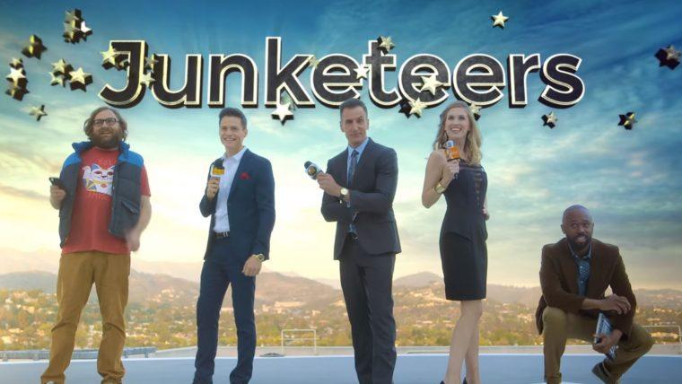 Junketeers online show Lexus comedy central