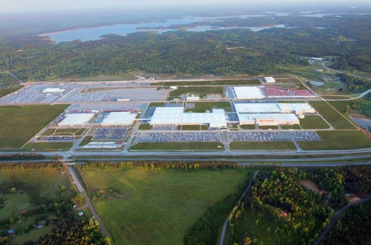 Kia Motors America Georgia Plant