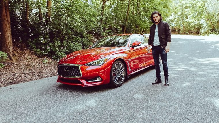 Kit Harington Infiniti Q60