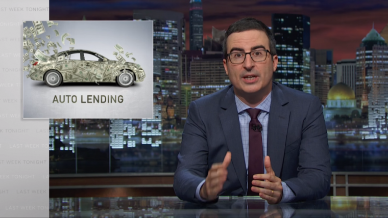 Last Week Tonight with John Oliver Car Loans