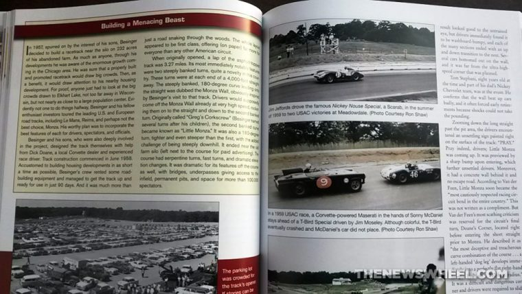 Lost Road Courses book review Martin Rudow CarTech pictures