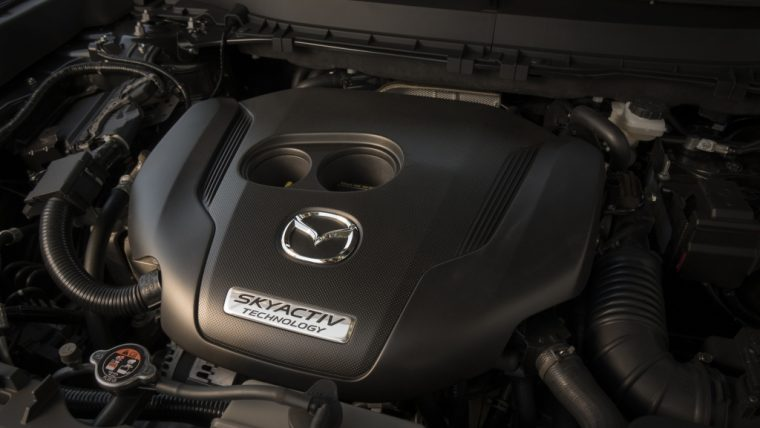 Mazda CX-9 engine 2.5-liter turbo