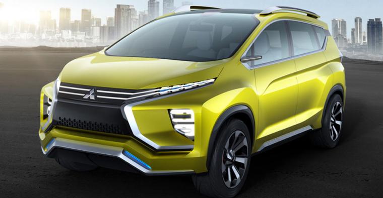 Mitsubishi XM Concept Crossover SUV