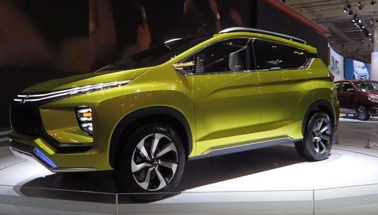 Mitsubishi XM Concept Silhouette