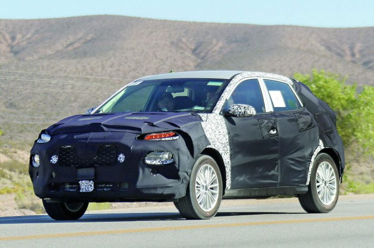 New Compact Kia Crossover