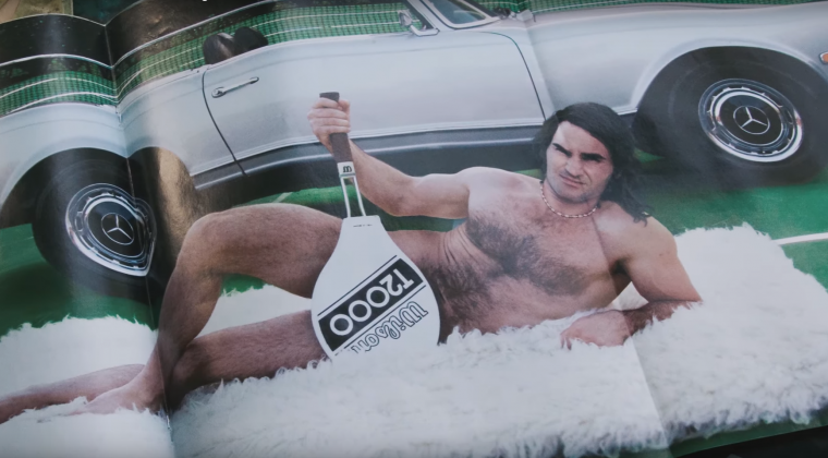 Roger Federer stars in Mercedes commercial parodying John McEnroe and Andre Agassi