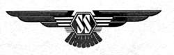 SS Cars winged logo