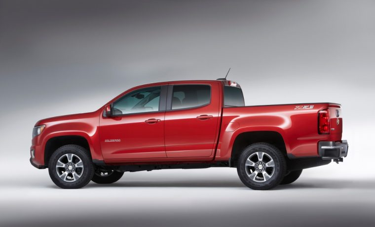 The 2016 Chevy Colorado Z71