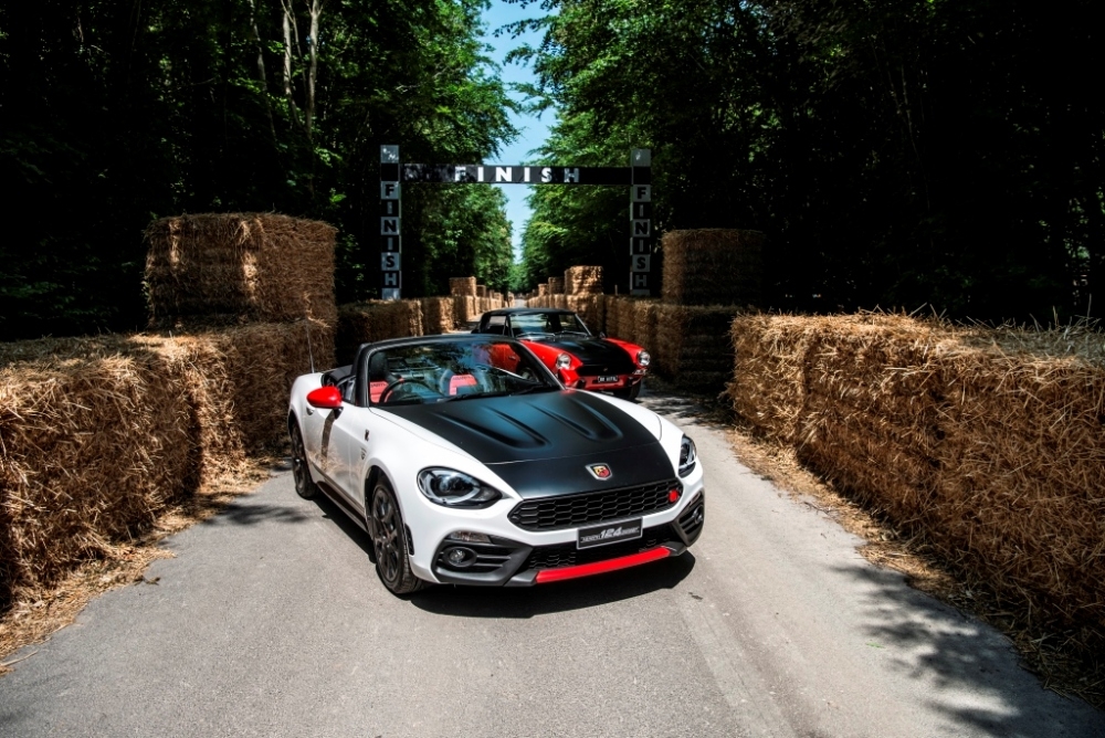 The New 2017 Fiat 124 Spider Abarth The News Wheel