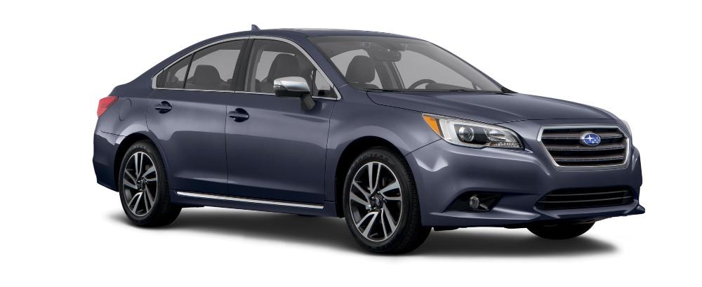 2017 Subaru Legacy Overview The News Wheel