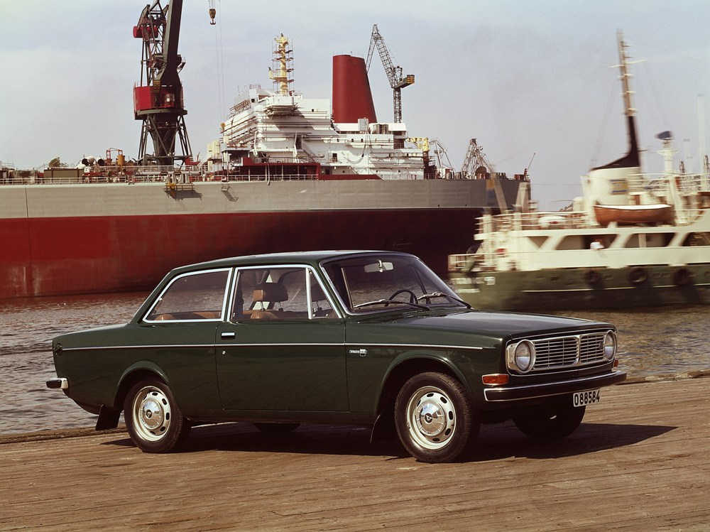 Volvo 142 Coupe The News Wheel