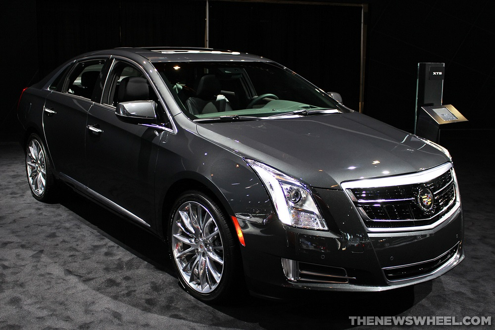 2017 cadillac xts gray the news wheel. Black Bedroom Furniture Sets. Home Design Ideas