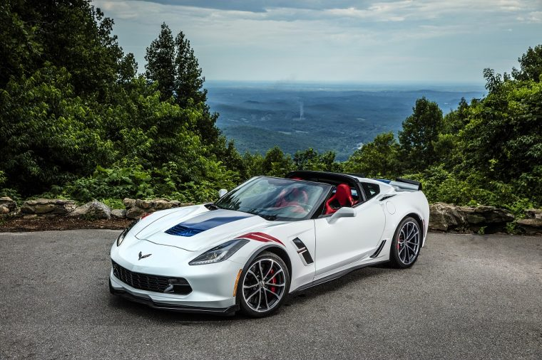Corvette Blogger has reported that only 850 Grand Sport Collector Editions have been allocated to the US market