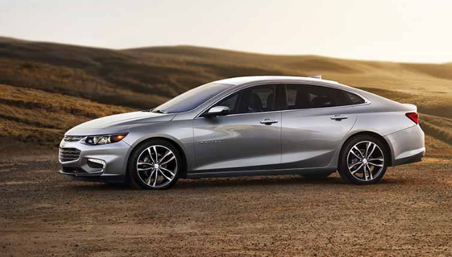 2017 Chevrolet Malibu Overview | The News Wheel