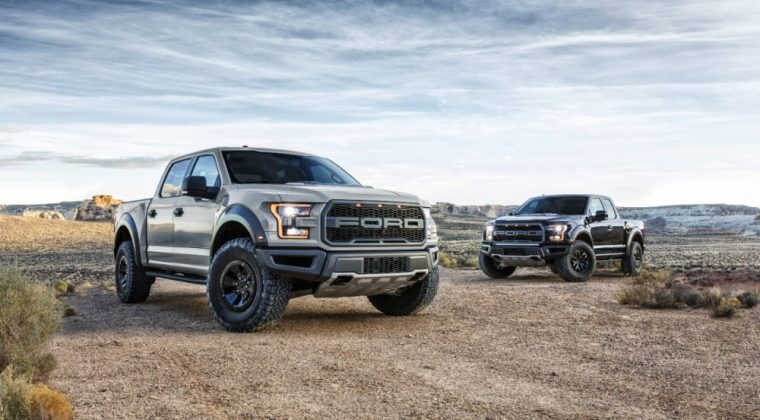 The 2017 Ford F-150 Raptor will come equipped with a twin-turbo V6 that pumps out 450 horsepower and 510 lb-ft of torque
