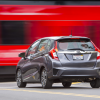 2017 Honda Fit Back End