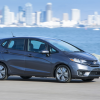 2017 Honda Fit Front End