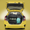 2017 Honda Fit Trunk