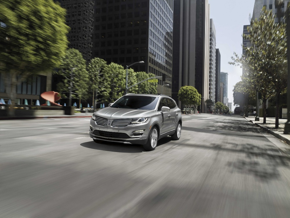 2017 Lincoln Mkc Overview The News Wheel