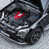 The 2017 Mercedes-AMG GLC43 coupe will come with a 362-horsepower engine and sport-tuned suspension